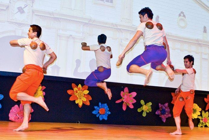 Folk Dance Maglalatik