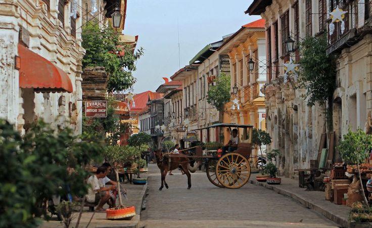 A Hispanic Town