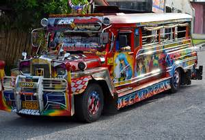 Philippine Jeepney - Philippines Travel Guide