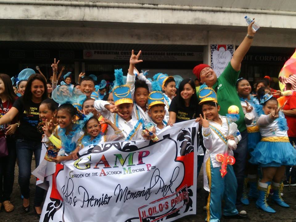 19 schools vie for drum and bugle contest 2015 in Iloilo
