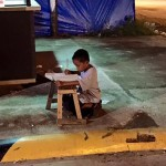 Homeless Filipino Boy Gets Scholarship After Doing This