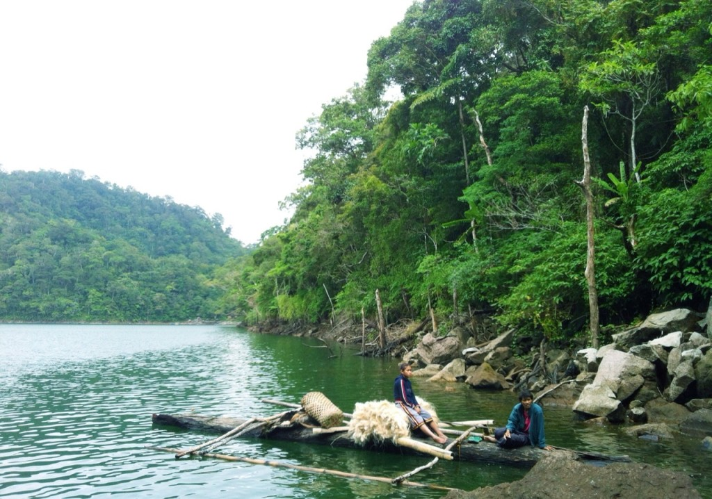 Lake of Balinsasayao