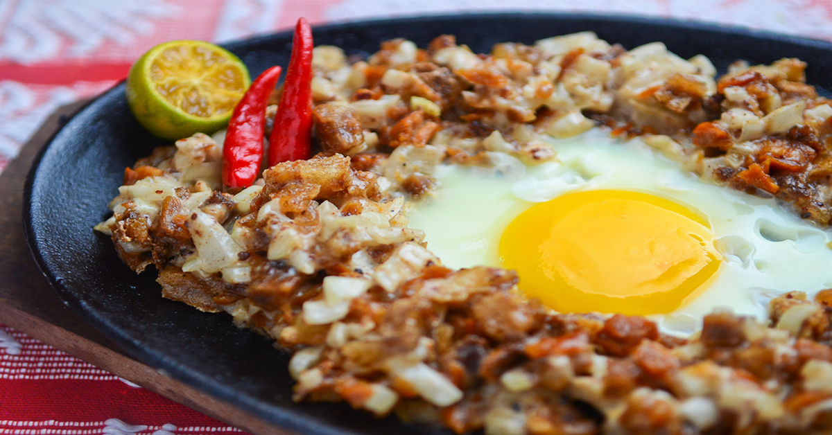how to make simple chicken sisig