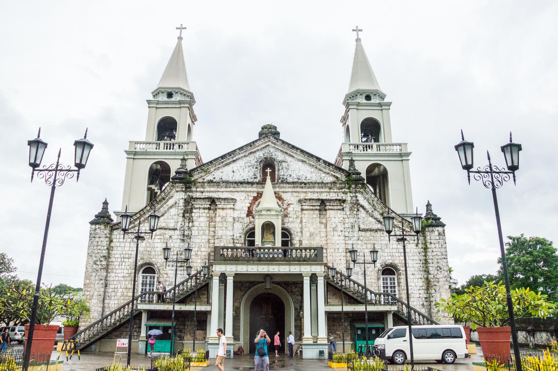 Churches in Iloilo