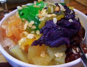 Little Quiapo's Halo-Halo