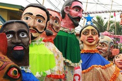 Higantes Festival (Feast of San Clemente)