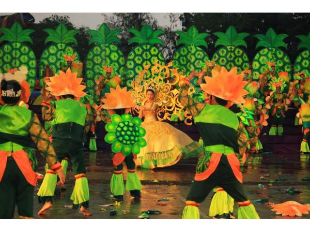 Pinyasan (Pineapple) Festival