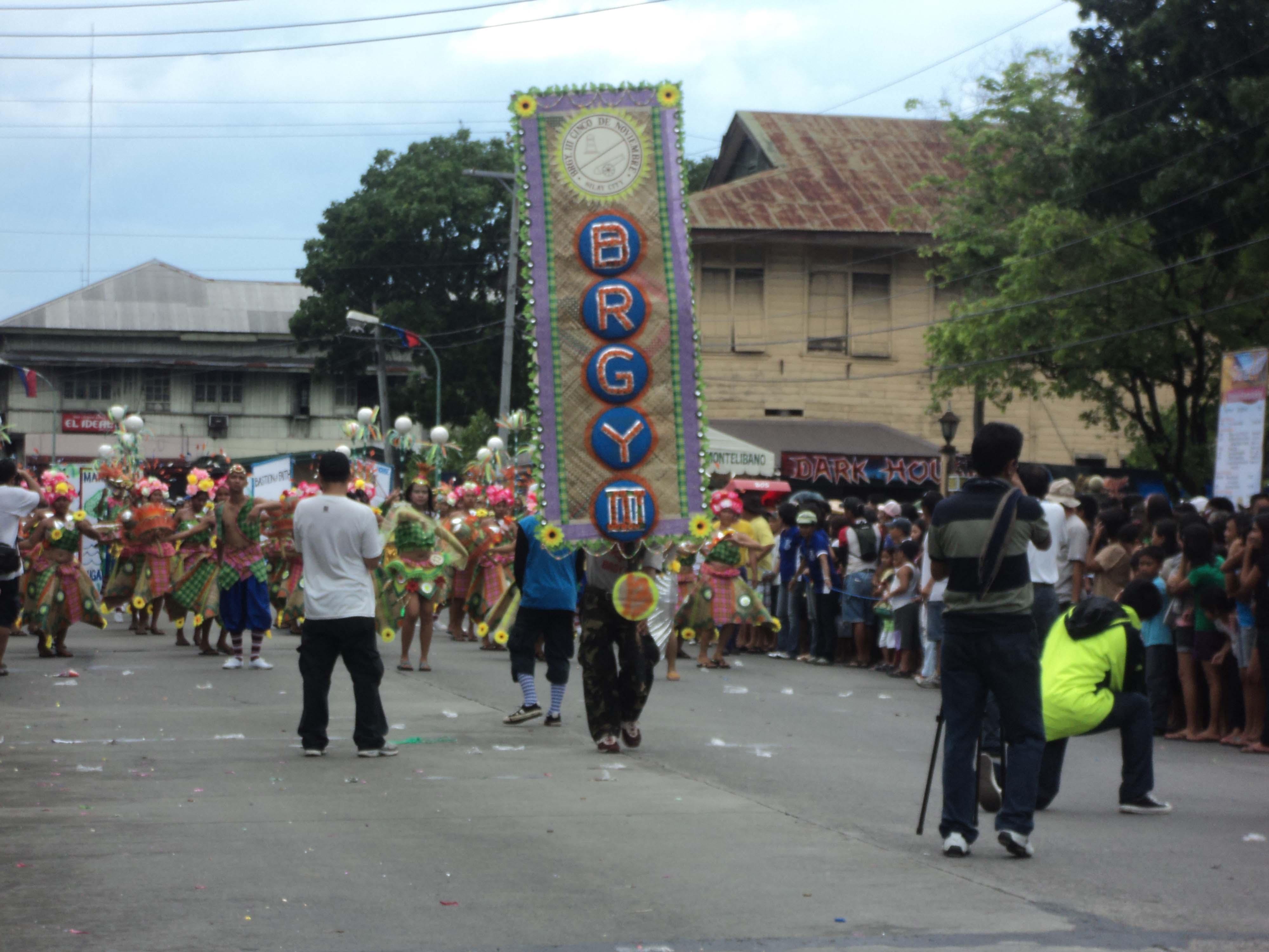 El Cinco de Noviembre Kansilay Festival