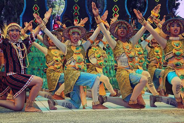 Baykat Festival Aritao Town Fiesta
