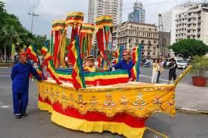 Delfin Albano Patronal Town Fiesta