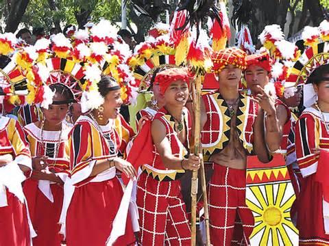 Higa-onon Dance Festival