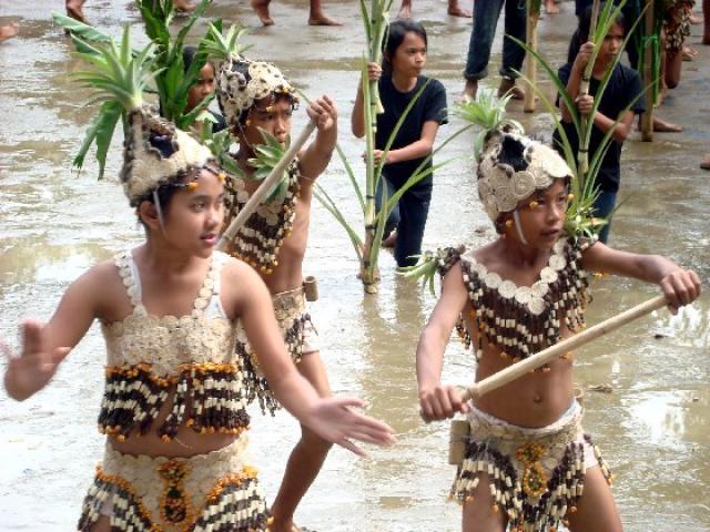 Kali-Kalihan Harvest Festival