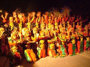 Madyaw, Hugyaw Samal Festival