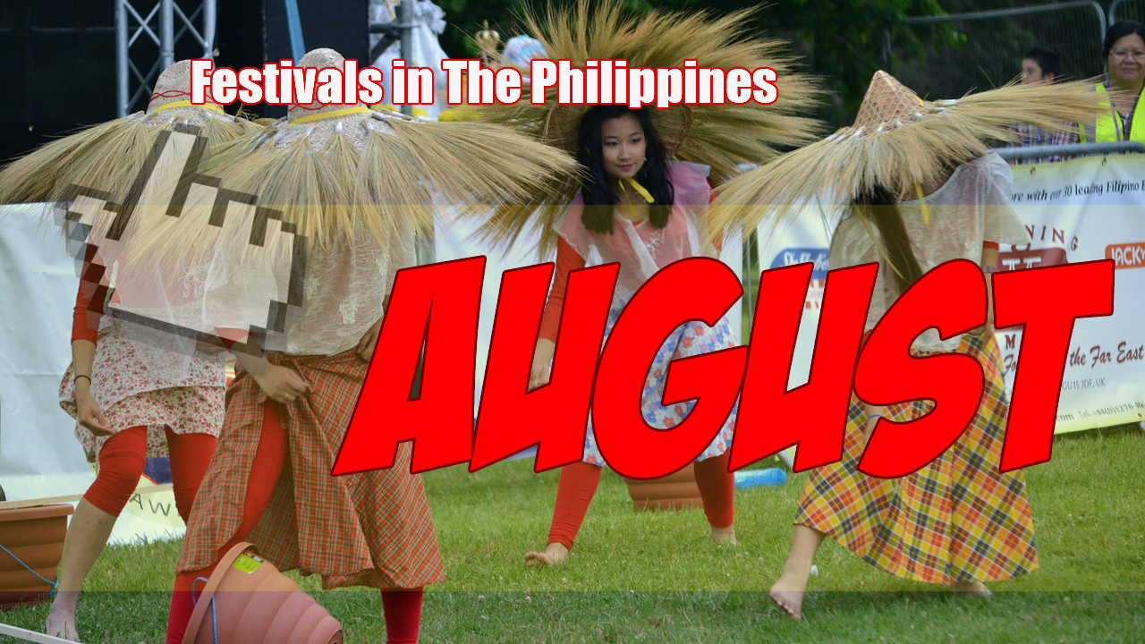 Philippines Festivals August