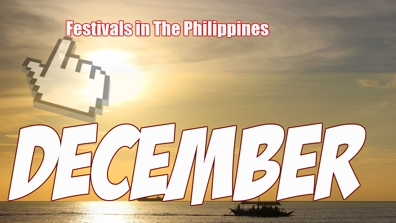 Philippines Festivals December