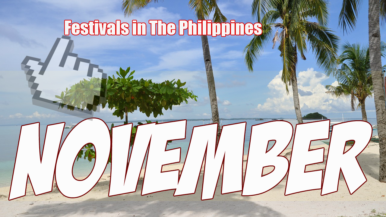Philippines Festivals November