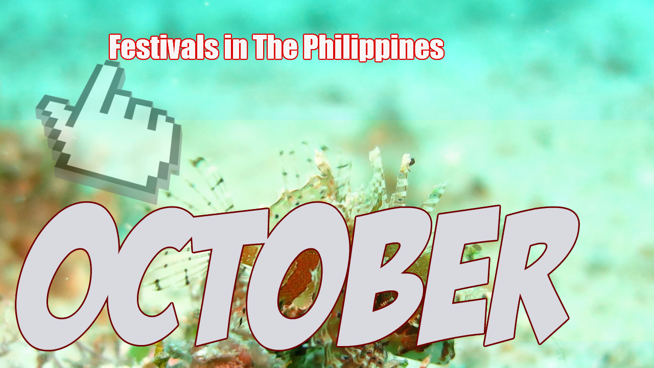 Philippines Festivals October