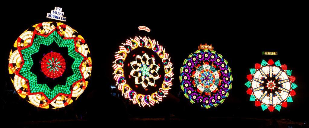 San Fernando Giant Lantern Festival
