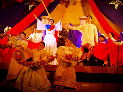 The Philippine International Arts Festival(PIAF)