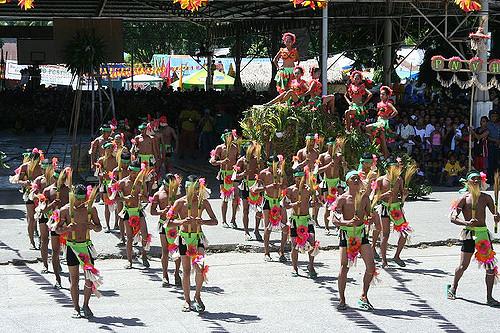 Tugbong Festival