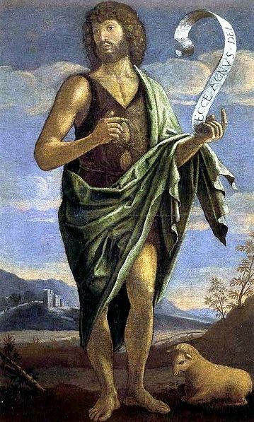 Feast of Saint John the Baptist