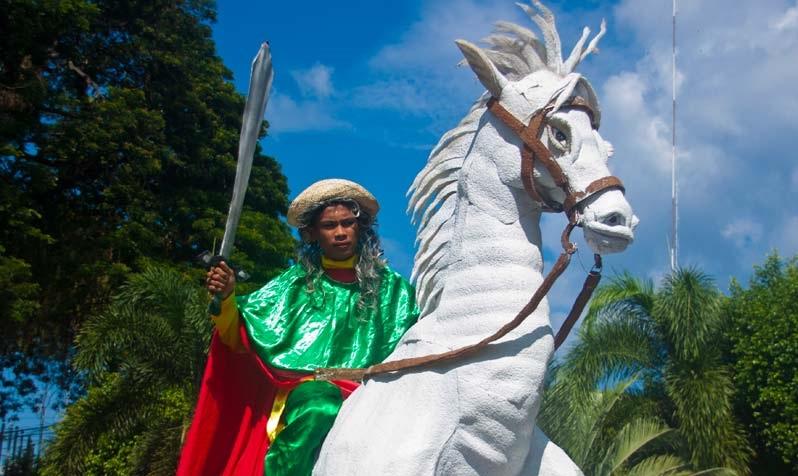 Sinulog de Tanjay Festival