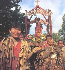 Taong Putik Festival