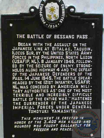battle of besang pass