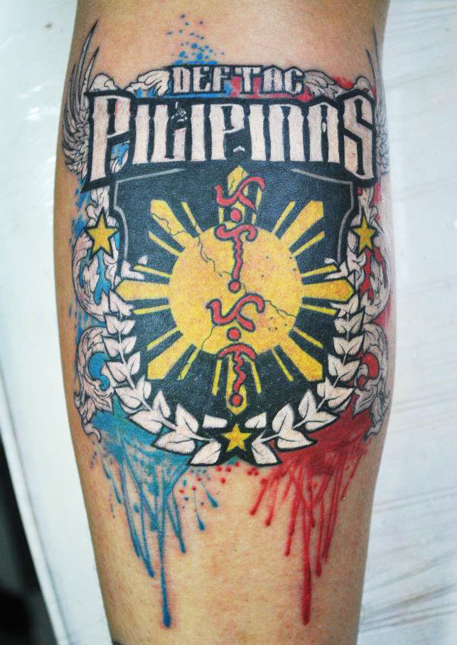 filipino tribal tattoo