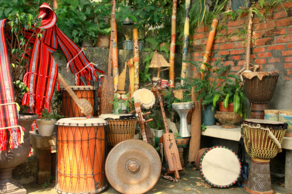 the culture and traditions music