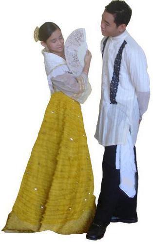 Philippines Folk Dance