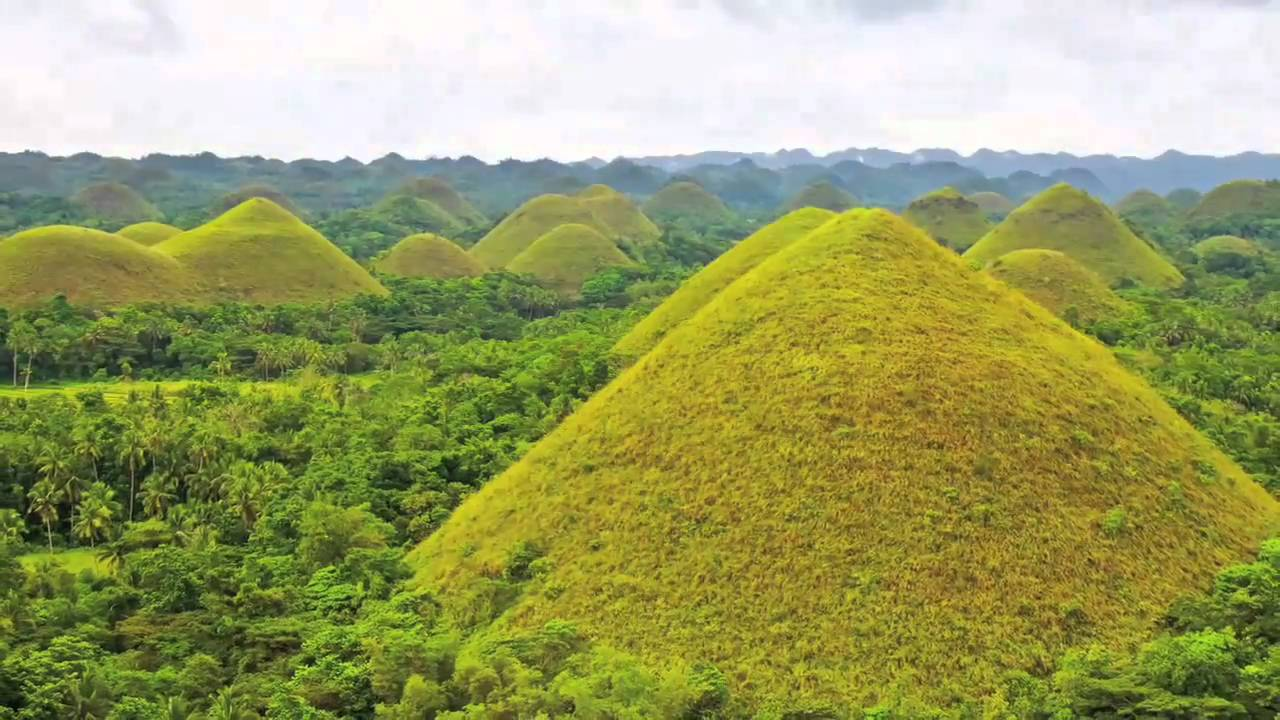 Attractions in Visayas