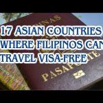 66 Visa-Free Countries for Filipino Travelers