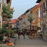 Vigan: A Hispanic Town
