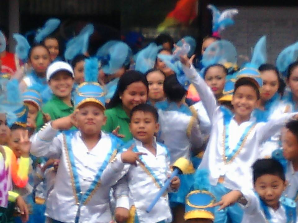 19 schools vie for drum and bugle contest 2015 in Iloilo