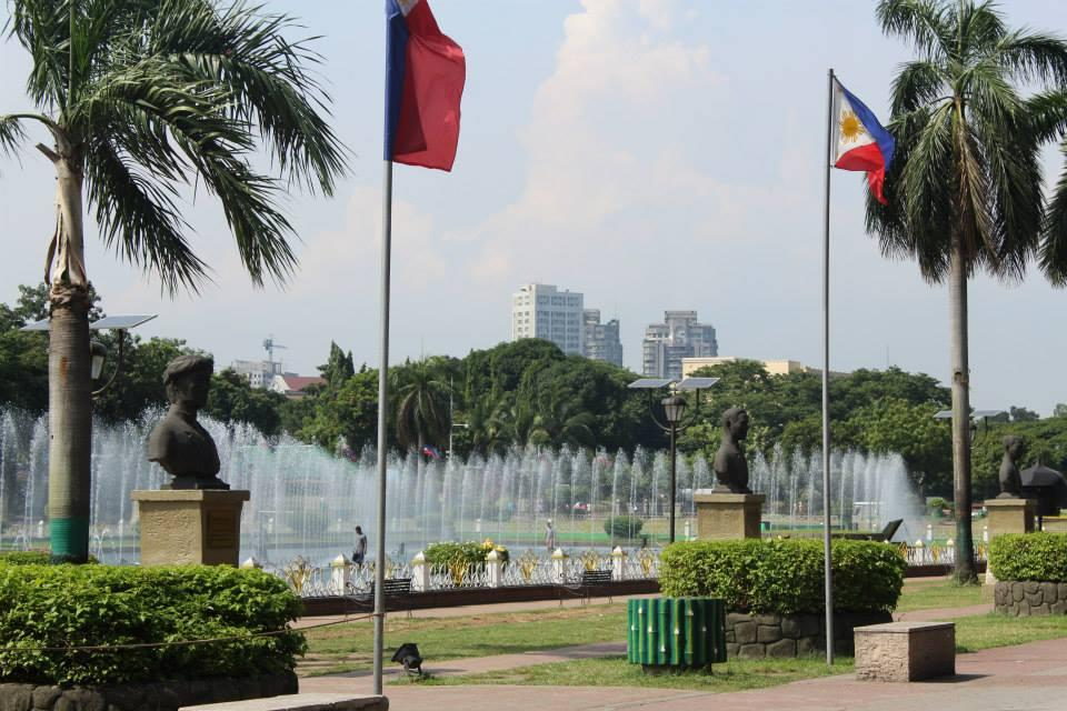Manila Philippines National Park