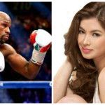 Mayweather says, I Don't think Angel Locsin Can Handle Me