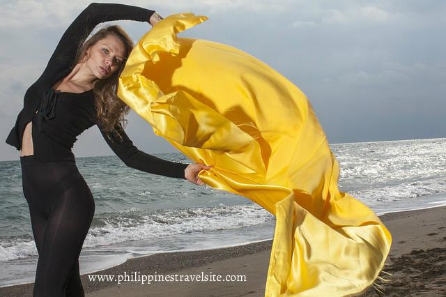 Model - Philippines Travel Site