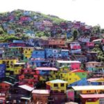 Benguet Houses Turned Into An Artwork Over The Mountain [VIDEO]