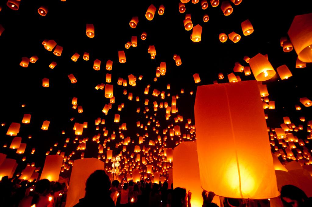 Tumba Festival (Candle Festival)