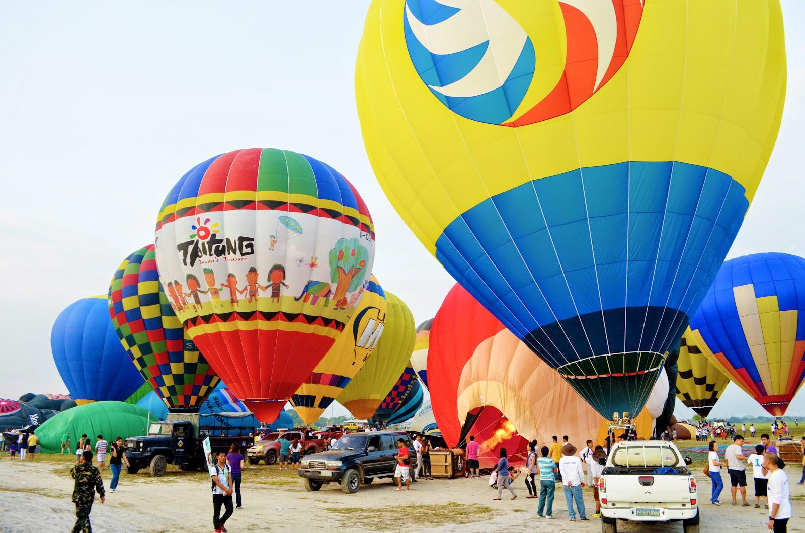 Hot Air Balloon (Clark Festival)