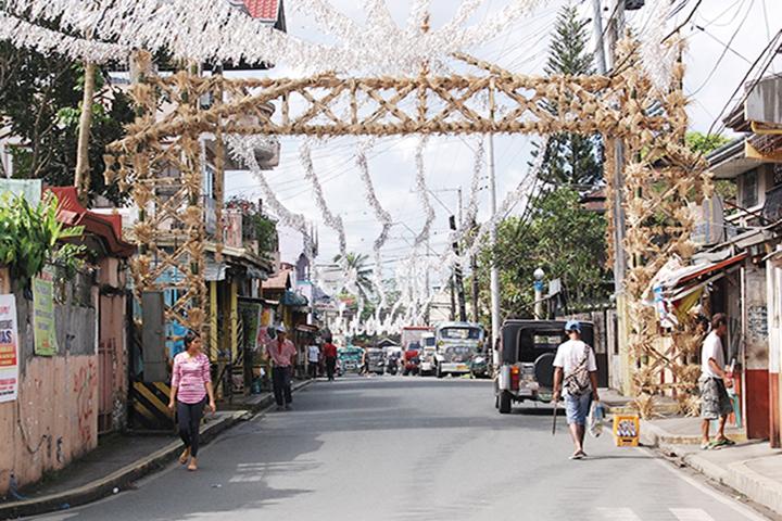 Kaluskos Bamboo Arch Festival