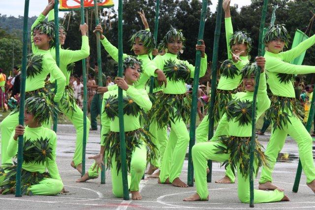 Kawayanan Festival