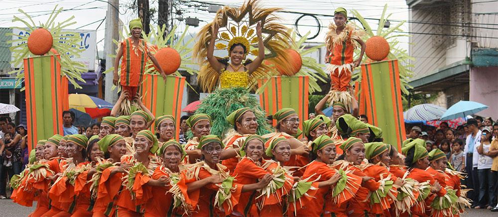 Lapay Bantigue Dance Festival