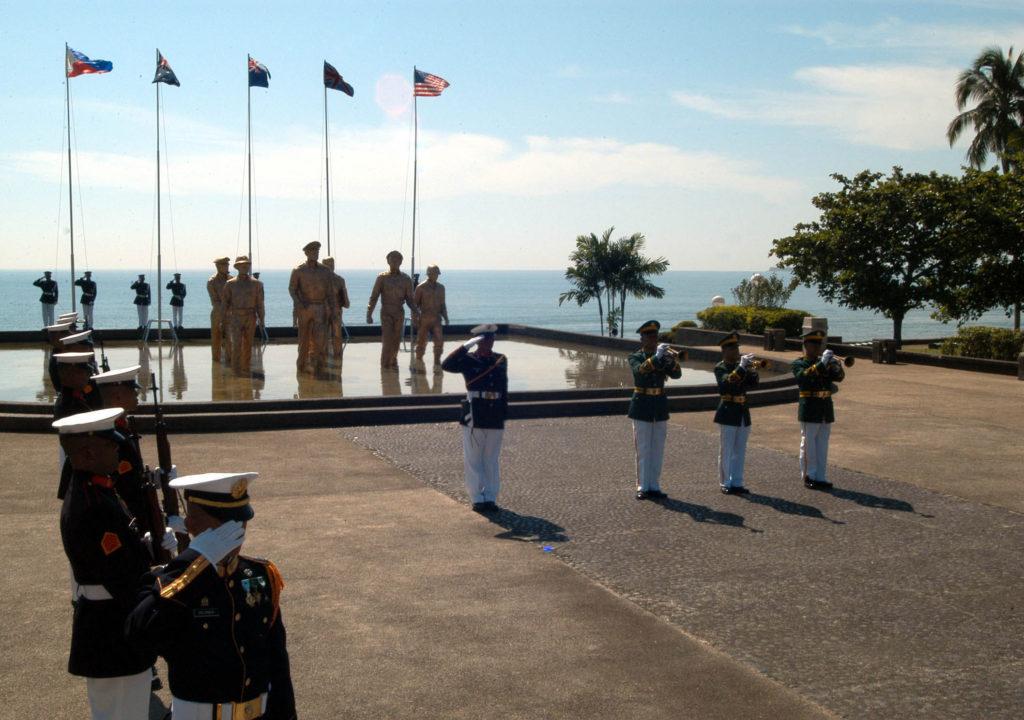 Lingayen Gulf Landing Anniversary