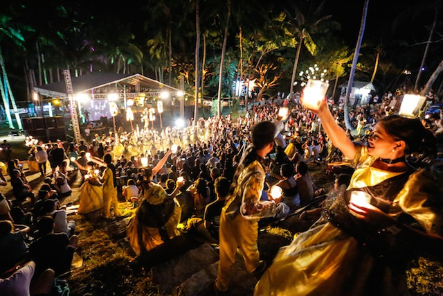 Malasimbo Music and Arts Festival – the Mangyan Cultural Festival