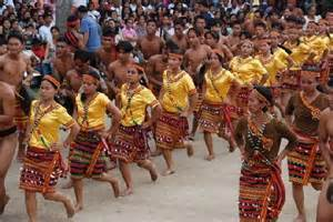 February Festival in the Philippines