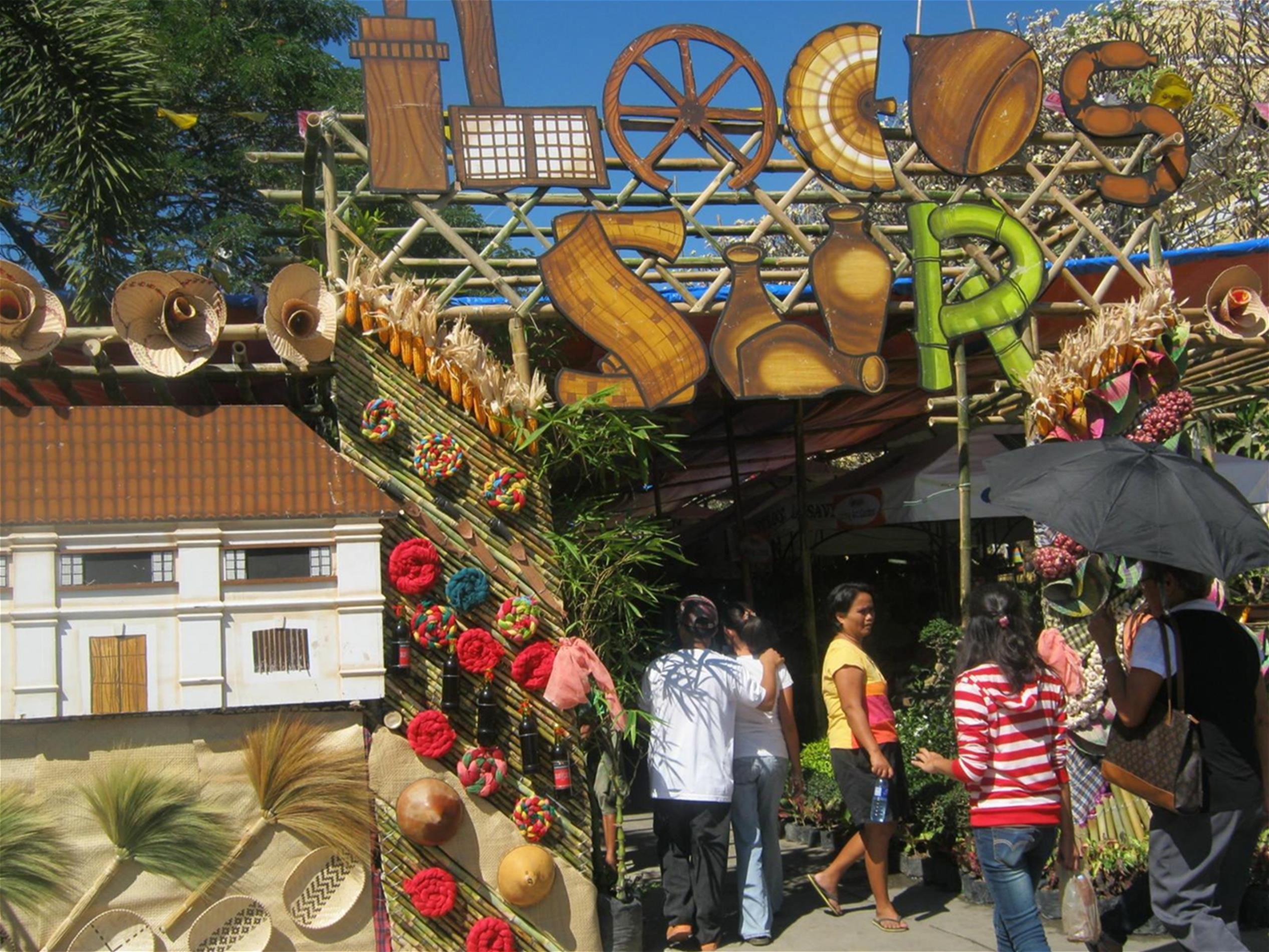 Santa Ipon Festival