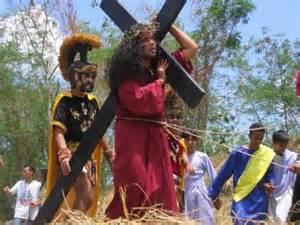 Senakulo Holy Week Rituals & Processions