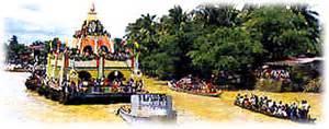 Apung Iru (Saint Peter Fluvial Festival)